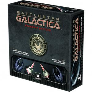 Battlestar Galactica - Starship Battles édition simple