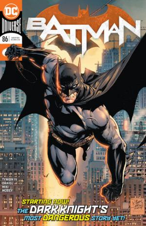 Batman # 86 Issues V3 (2016 - Ongoing) - Rebirth