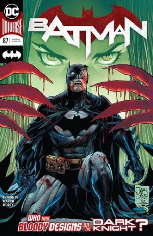 Batman # 87 Issues V3 (2016 - Ongoing) - Rebirth