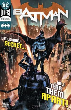 Batman # 90 Issues V3 (2016 - Ongoing) - Rebirth
