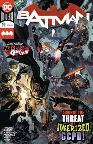 Batman # 91 Issues V3 (2016 - Ongoing) - Rebirth