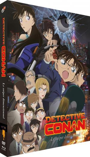Detective Conan : film 18 - Le Sniper Dimensionnel 18 combo