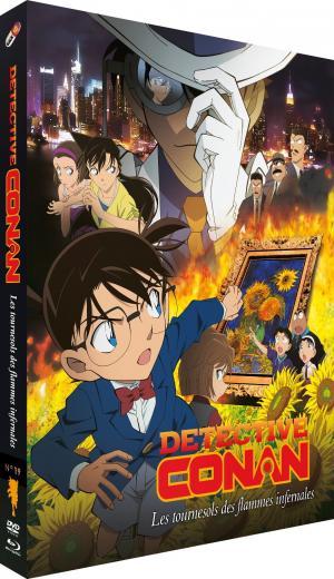 Detective Conan : film 19 - Les Tournesols des Flammes Infernales 19 combo