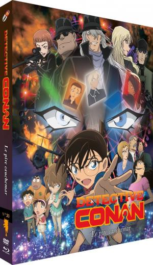 Detective Conan : film 20 - The Darkest Nightmare 20 combo