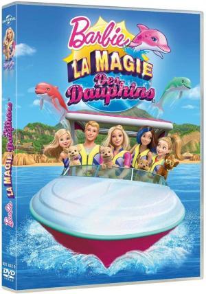 Barbie - La magie des dauphins édition simple