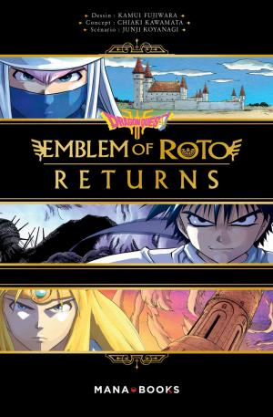 Dragon quest - Emblem of Roto - Returns édition simple