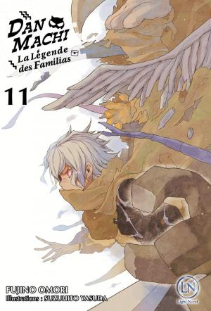 DanMachi – La légende des Familias 11 Simple