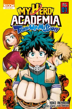 My hero academia - Team up mission 1