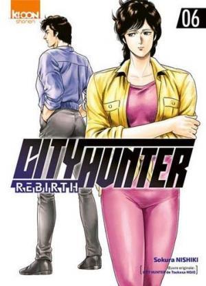 City Hunter Rebirth T.6