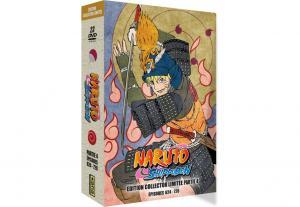 Naruto Shippûden 4 collector limitée A4