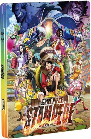 One Piece Stampede  combo collector métal