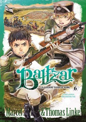 Baltzar : la guerre dans le sang 6 simple