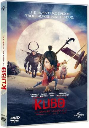 Kubo et l'armure magique édition simple