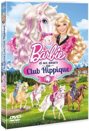 Barbie & ses soeurs au club hippique édition simple