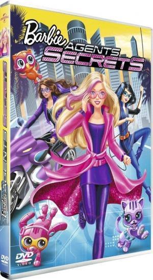 Barbie - Agents secrets édition simple