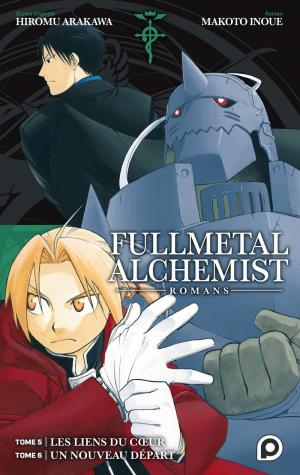 Fullmetal Alchemist Volume double 3 Roman