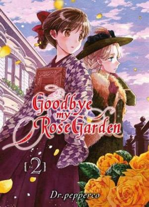 Goodbye my Rose Garden 2 simple