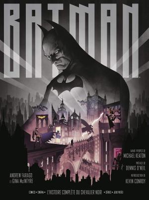 Batman, l'histoire complète du Chevalier Noir édition TPB Hardcover (cartonnée)