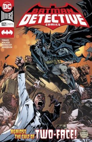 Batman - Detective Comics 1021 - Batman - Detective Comics 1021