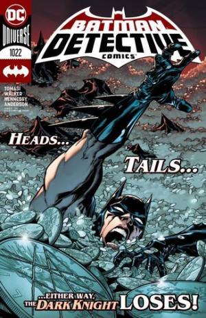 Batman - Detective Comics # 1022 Issues V1 Suite (2016 - Ongoing)