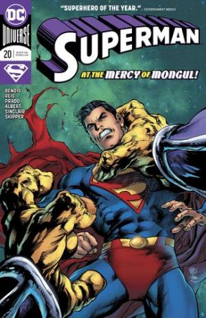 Superman # 20 Issues V5 (2018 - Ongoing)