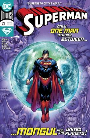 Superman # 21 Issues V5 (2018 - Ongoing)