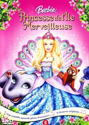 Barbie - Princesse de l'île merveilleuse  édition simple