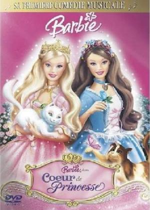 Barbie coeur de princesse édition simple