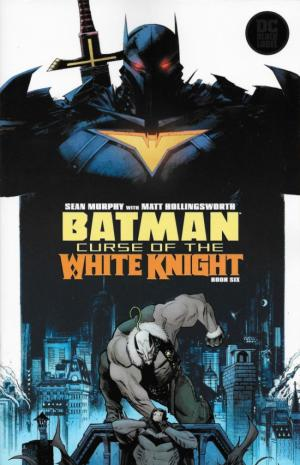 Batman - Curse of the White Knight # 6 Issues