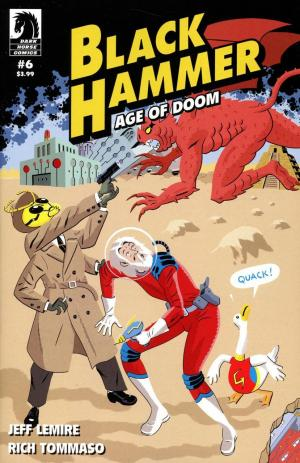 Black Hammer - Age of Doom # 6 Issues (2018)