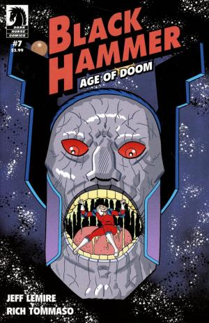 Black Hammer - Age of Doom # 7 Issues (2018)