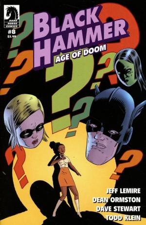 Black Hammer - Age of Doom # 8 Issues (2018)