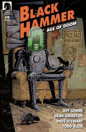 Black Hammer - Age of Doom # 9 Issues (2018)