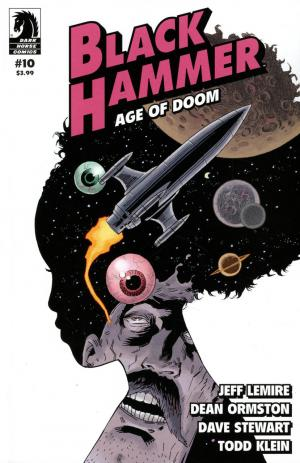 Black Hammer - Age of Doom # 10 Issues (2018)