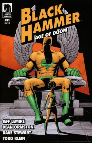 Black Hammer - Age of Doom # 11 Issues (2018)