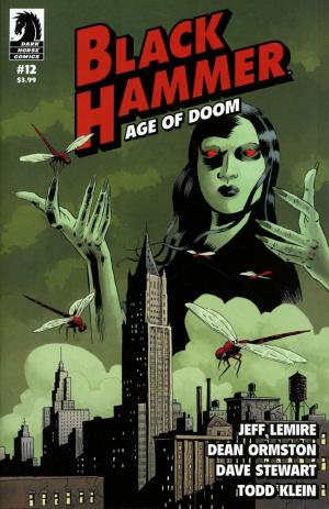 Black Hammer - Age of Doom # 12 Issues (2018)