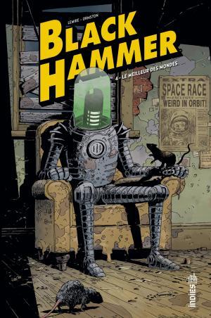Black Hammer 4 TPB hardcover (cartonnée)