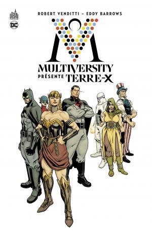 Multiversity présente : terre-x édition TPB hardcover (cartonnée)
