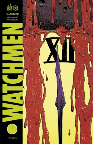 Watchmen - Les Gardiens 12 TPB Hardcover - DC Originals