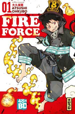 Fire force 1 48h BD 2020