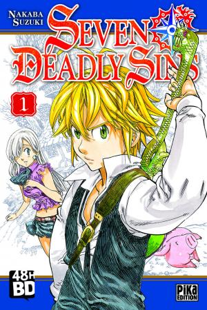 Seven Deadly Sins édition 48h BD 2020