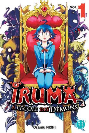 Iruma a l'École des Démons T.1