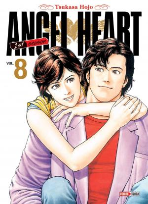 Angel Heart 8 Nouvelle édition 2020