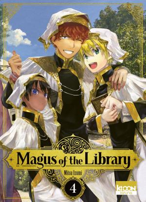 Magus of the Library T.4