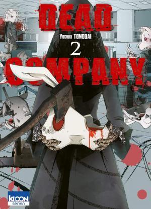 couverture, jaquette Dead Company 2  (Ki-oon)