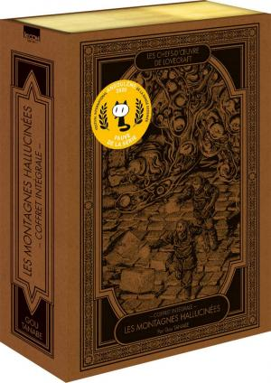 Les chefs-d'œuvre de Lovecraft - Les montagnes hallucinées 1 Coffret 2020