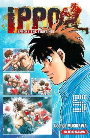 couverture, jaquette Ippo 5 Saison 6 : The fighting ! (Kurokawa)