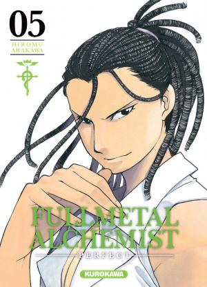 couverture, jaquette Fullmetal Alchemist 5 perfect (Kurokawa) Manga