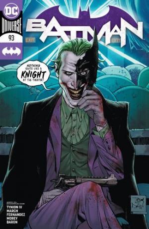 Batman # 93 Issues V3 (2016 - Ongoing) - Rebirth