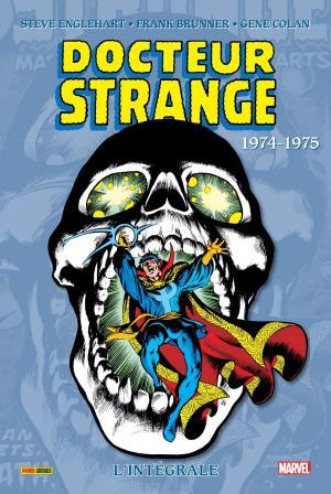 Docteur Strange 1974 TPB Hardcover - L'Intégrale